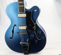 Guild X-175 Manhattan Special in Malibu Blue, with Case
