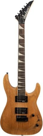 Jackson JS22 DKA Natural Ex Display