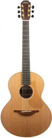 Lowden S23 Cedar and Walnut Guitar