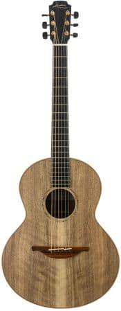 Lowden S35 Guitar Walnut build with Case