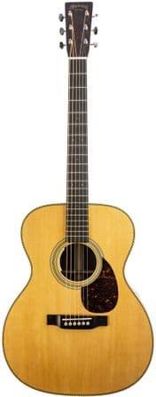 Martin OM-28E LR Baggs Re-Imagined Electro Guitar
