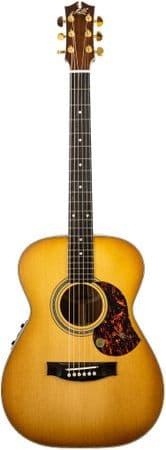 Maton EBG808 Nashville Guitar inc Case