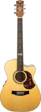 Maton EBG808C TE Tommy Emmanuel Guitar