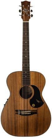 Maton EBW808 Blackwood Guitar inc Case