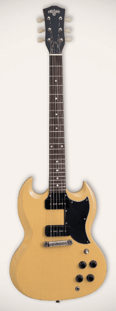 Maybach Albatroz '65-2 P90 TV Yellow Aged