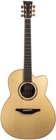 Mcilroy A36C guitar Euro Spruce Rosewood