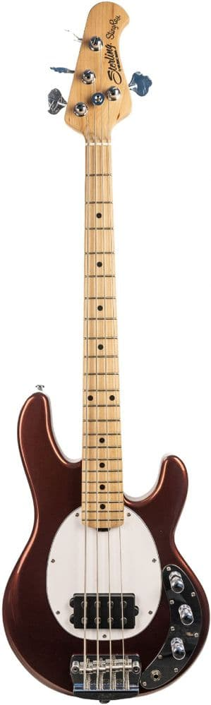 Music Man Sterling Stingray Shortscale Bass, Dropped Copper