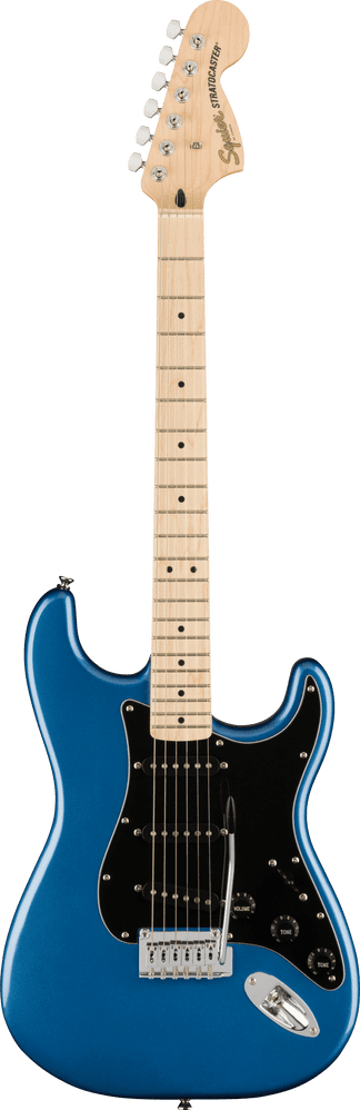 Squier Affinity Series Stratocaster, Lake Placid Blue