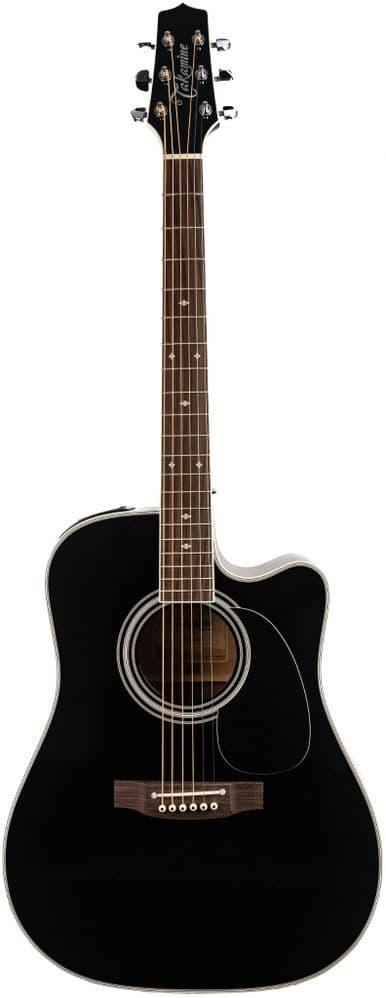 Takamine EF341SC Guitar Includes Official Hard Case