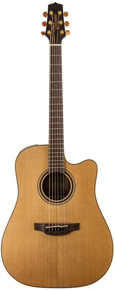 Takamine P3DC, Includes Official Hard Case