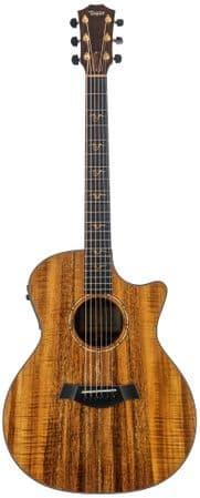 Taylor RSSM Richie Sambora Signature KOA Electro Cutaway Acoustic Pre Owned